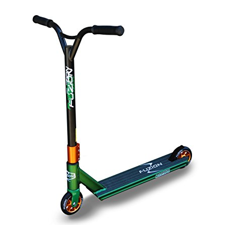 Fuzion Z350 Pro Scooter (Green)