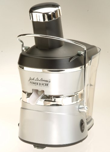Get jack lalanne power juicer elite at for Alpine cuisine power juicer