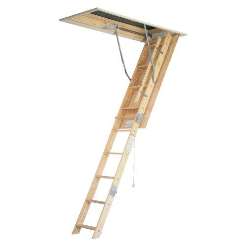 Werner Wood Attic Master Ladder