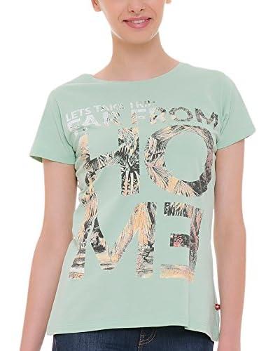 Big Star T-Shirt Hemo_Ts_Ss hellgelb
