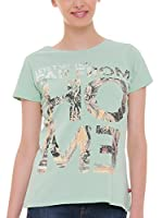 Big Star Camiseta Manga Corta Hemo_Ts_Ss (Verde Menta)