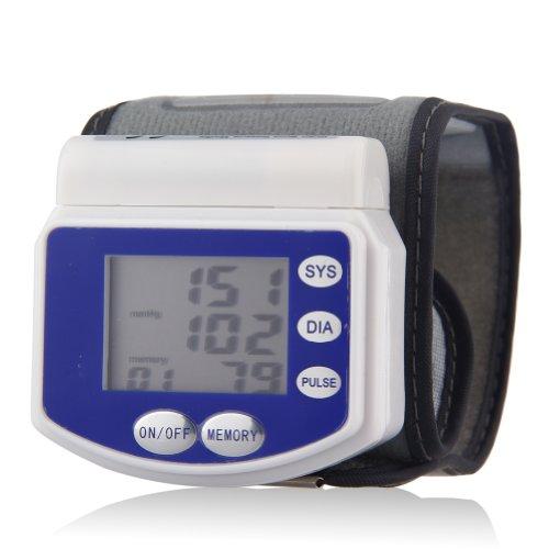 Eleoption Digitale Handgelenk-Blutdruckmessgerät