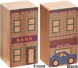 NameTrain Bank - Made in USA