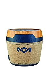House of Marley EM-JA007-NV Chant Mini BT Portable Wireless Bluetooth Speaker, Navy