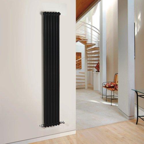 Hudson Reed Traditional 6 x 2 Column Radiator Heater Hydronic Warmer - 71
