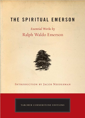 an overview of the concepts of transcendentalism in the works of ralph waldo emerson Self reliance and other essays study guide contains a ralph waldo emerson first published aaron ed self reliance and other essays nature summary and.