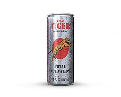 Wild Tiger Energy Drink Iraq