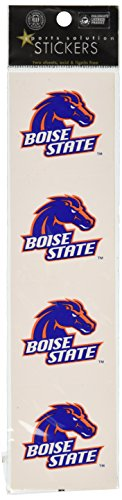 Sports Solution Boise State Broncos Logo Sticker - 1