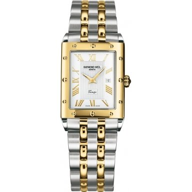 Raymond Weil 5381-STP-00308 Mens Tango Two Tone Watch