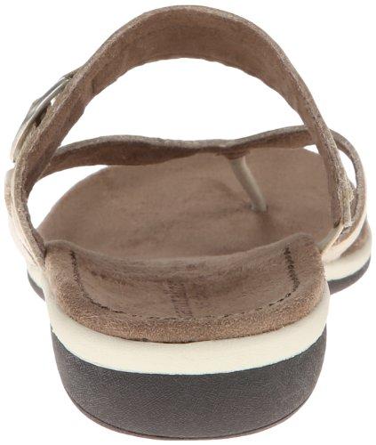 Naturalizer Women's Vail Flip Flop,Stone,9 M US