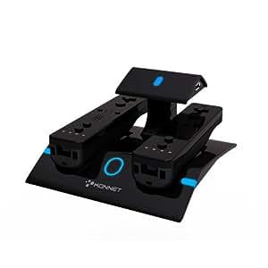 Amazon Com Konnet Powerv Duo Wii Wireless Induction