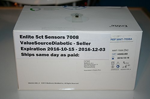 medtronic-enlite-5ct-sensors