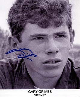 GARY GRIMES (Summer of '42) 8x10 Celebrity Photo Signed In-Person at