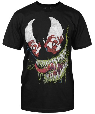 Venom T-shirt - Spider-man Eyes