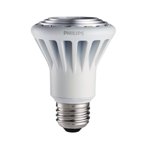 Philips 418426 Dimmable Ambientled 7-Watt Par20 Indoor Flood Light Bulb