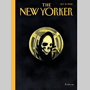 The New Yorker (Oct. 31, 2005) | [George Packer, James Surowiecki, Jeffrey Toobin, Oliver Sacks, William Trevor, Anthony Lane]