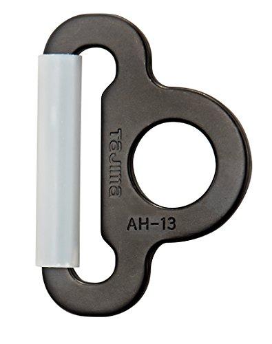 タジマ 安全帯 A環 (ブラック) ベルト幅50mm用 TA-ABK