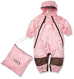 Tuffo Muddy Buddy Overalls - Pink, 18 Months