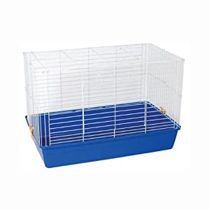 Prevue Pet Products SPV523 Small Animal Tubbie Cage, 32 by 20-Inch