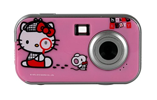Hello Kitty Digital Camera Kit #94009 - 1 Ea front-224454
