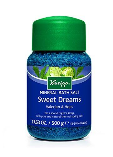 Kneipp Valerian & Hops Sweet Dreams Mineral Bath Salt, 17.63 Oz. Deep Calm Bath