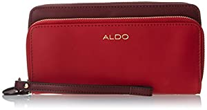 Aldo Lovara Wallet,Bordo/Red,One Size
