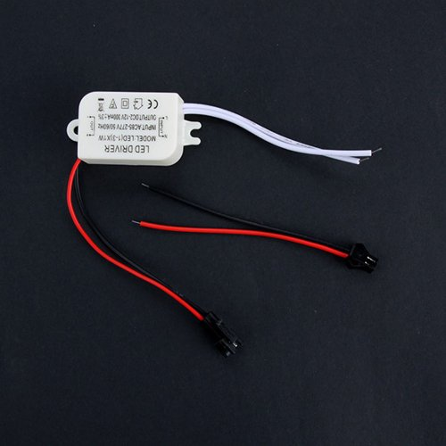 Led (1-3)X1W Ac 85-277V To Dc 2-12V Led Light Lamp Driver Power Supply