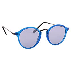 Lavish Blink Round Sunglasses (Blue) (LB-SG-1237)