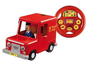 Postman Pat Drive And Steer Pats Van Postman Pat Amazon