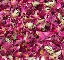 Organic Dried Rose Petals Flavoring Kombucha