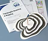 Topographic Modeling plus Mapping Class Set of 5 Kits