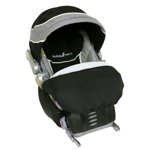 Baby Trend Flex Loc Infant Car Seat, Phantom, 5-30 Pounds
