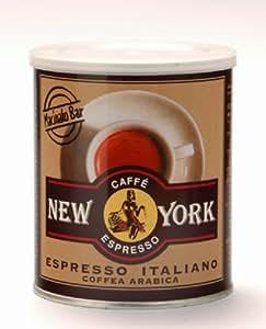 caffe new york extra gemahlen dose mit 250 g lebensmittel getr nke. Black Bedroom Furniture Sets. Home Design Ideas