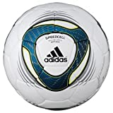adidas Women's World Cup 2011 Replique Soccer Ball (White, Fresh Splash, Acid Buzz, 3)