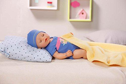 baby born puppe größe