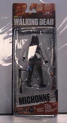 Mcfarlane The Walking Dead Series 7 Action Figure Of Michonne New In Package