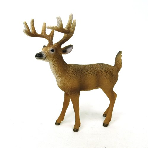 Schleich White-Tailed Buck - 1
