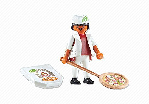 PLAYMOBIL Pizza Baker
