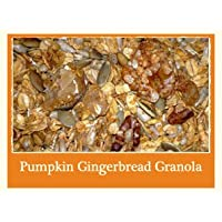 Pumpkin Gingerbread Granola