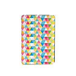 Poetic CoverMate case for Apple iPad Air (5th Generation iPad) Geometric Triangle (3 Year Manufacturer Warranty From Poetic)