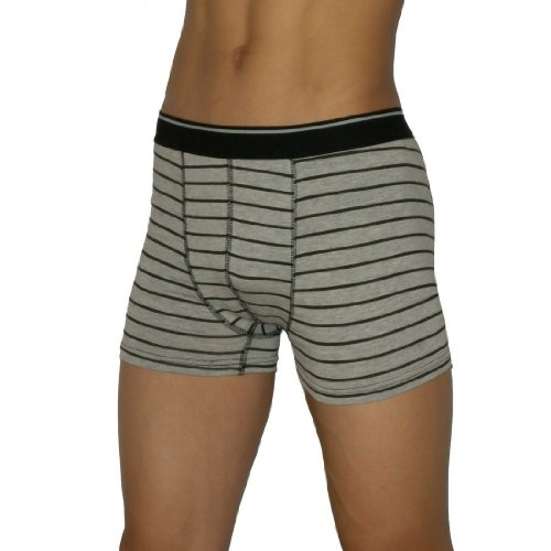 Larger 157 Mens Comfortable Boxer Shorts / Underwear Briefs