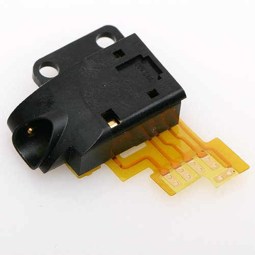 Epartsolution-Ipod Touch 2Nd / 3Rd Gen Headphone Audio Jack Flex Cable Replacement Part Usa Seller