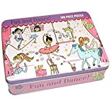 Fun and Dance 100 Piece Puzzle Tin