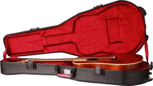 Gator Cases Gpe-Dread-Tsa Dreadnought Guitar Case Tsa Latches