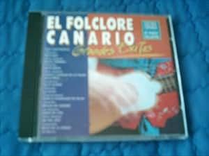 El Folklore Canario-Grandes Ex