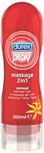 Durex Play Massage 2-in-1 Sensual 200ml