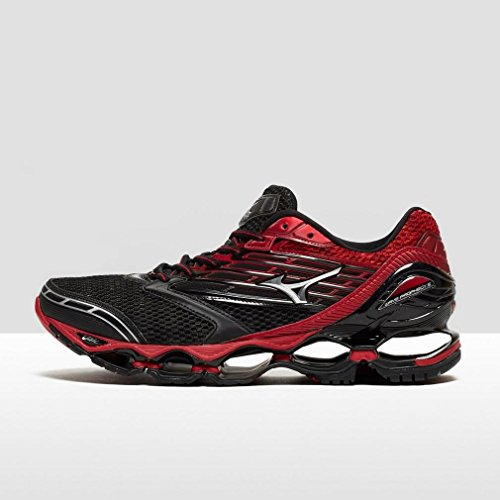 Mizuno Wave Prophecy 5 Men's running shoe, Black/Silver, US11 (Mizuno Running Shoes Prophecy compare prices)