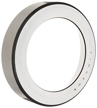 "Timken HH914412 Tapered Roller Bearing, Single Cup, Standard Tolerance, Straight Outside Diameter, Steel, Inch, 7.0000"" Outside Diameter, 1.4688"" Width"