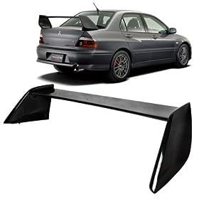 03-07 Mitsubishi EVO 8 9 Unpaint Trunk Spoiler