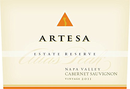 2011 Artesa Vineyards Estate Reserve Napa Valley Cabernet Sauvignon 750 Ml